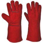 Γάντια ηλεκ/σης κόκκινα