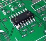 Πλακέτα συρματοκόλλησης PCB τροφοδότη 23-55V #2355
