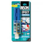 Κόλλα BISON EPOXY UNIVERSAL 24ml