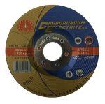 Δίσκοι λείανσης CARBORUNDUM Flex Gold Φ115 σιδήρου 442823