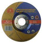 Δίσκοι λείανσης CARBORUNDUM Flex Gold Φ125 σιδήρου 442826