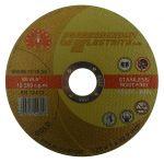 Δίσκοι κοπής CARBORUNDUM Flex Gold Φ125x1 inox 442800