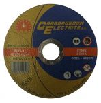 Δίσκοι κοπής CARBORUNDUM Flex Gold Φ115x1 σιδήρου 442784