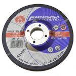 Δίσκοι λείανσης CARBORUNDUM Flex Silver Φ230 σιδήρου 442938