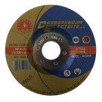 Δίσκοι λείανσης CARBORUNDUM Flex Silver Φ115 σιδήρου 442909