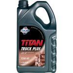 Λιπαντικά FUCHS TITAN TRUCK PLUS 15W/40 5L