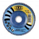 Δίσκοι με φυλλαράκια INE Φ125 P60
