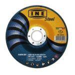 Δίσκοι λείανσης INE Φ125 σιδήρου