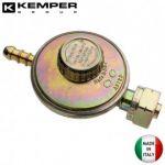 Ρυθμιστής KEMPER προπανίου απλός