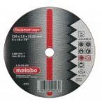 Δίσκοι κοπής METABO Φ125x2.5 αλουμινίου 616752