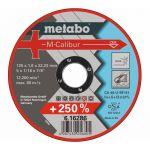 Δίσκοι κοπής METABO Φ125x1.6 M-Calibur 616286
