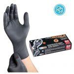 Γάντια PG νιτριλίου μίας χρήσης #M (50τεμ.)