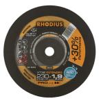 Δίσκοι κοπής RHODIUS Φ230x1.9 INOX