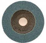 Δίσκοι με φυλλαράκια SMIRDEX Φ125 P100