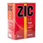 Λιπαντικά ZIC GEAR G-F TOP 75W-90 4L
